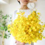 オンシジュームブーケ (造花)